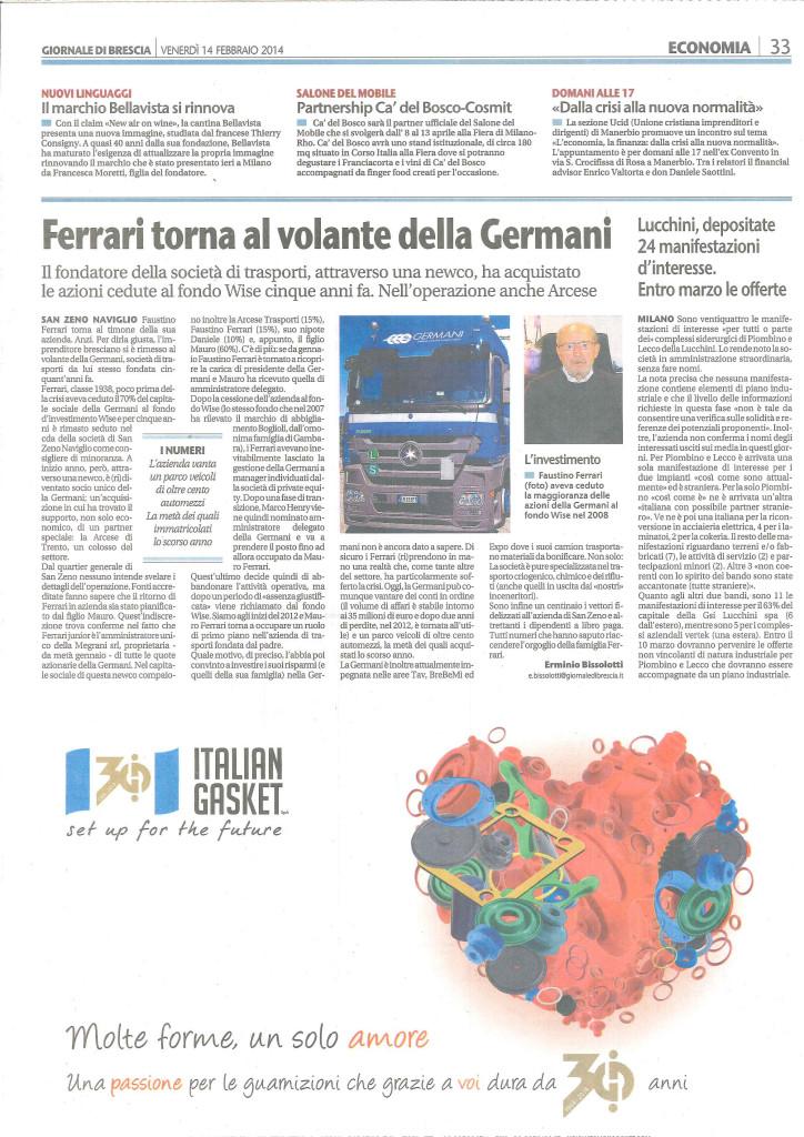 ultime notizie del giornale di brescia - photo#5